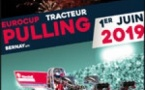 TRACTEUR PULLING COUPE D'EUROPE