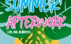 Summer Afterwork ft. Sheesha Rose & DJ JP Mano