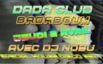 Dada Club w/ DJ Nobu (special house and disco set), Joren, Sato