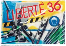 36/36 : 36 artistes d'art contemporain fêtent les 80 ans des congés payés