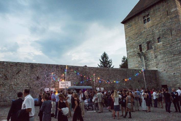 Coup de Théâtre ce 12 septembre à Annecy, c'est parti !