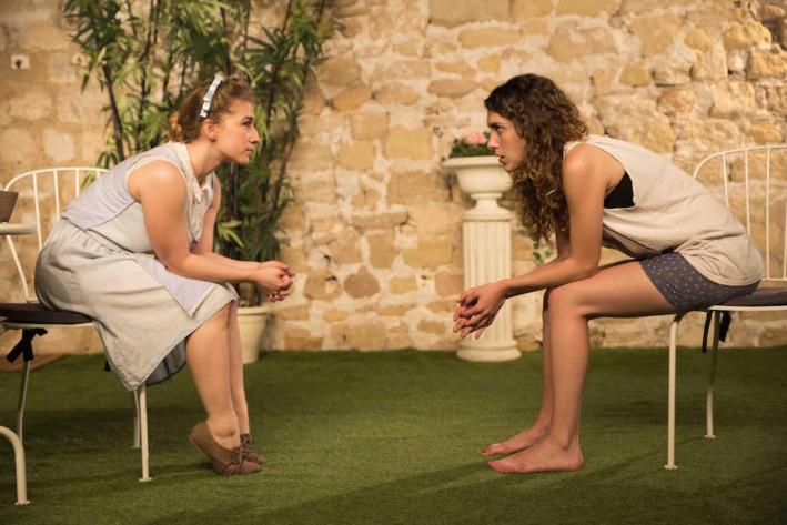 Coup de théatre: Le jeu de l'amour et du hasard