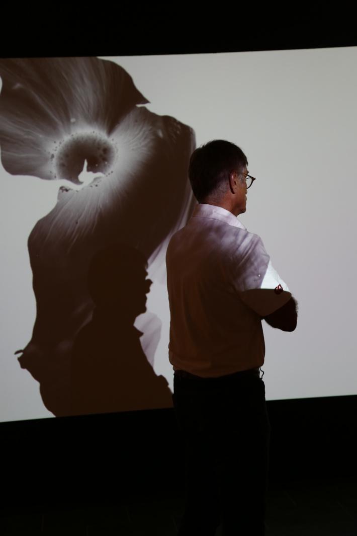 Espaces Intuitifs, exposition d'art contemporain à  l'Abbaye d'Annecy-le-Vieux