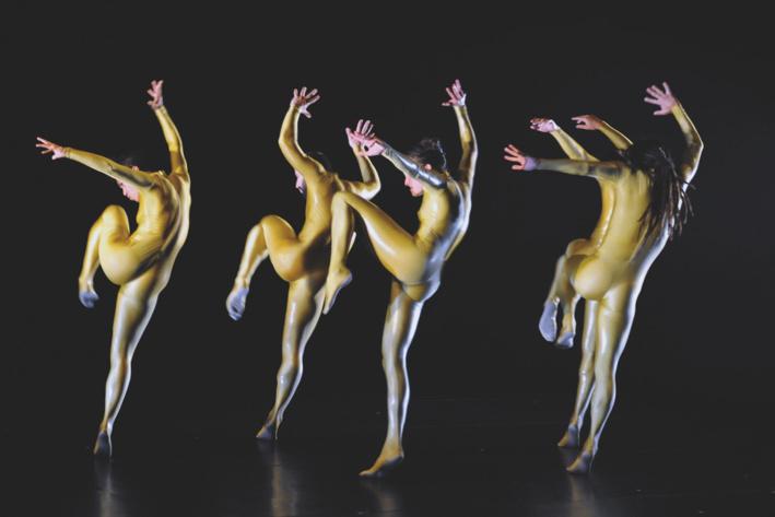 BARBARIANS, spectacle de danse les 4 et 5 octobre 2016 à Bonlieu Annecy