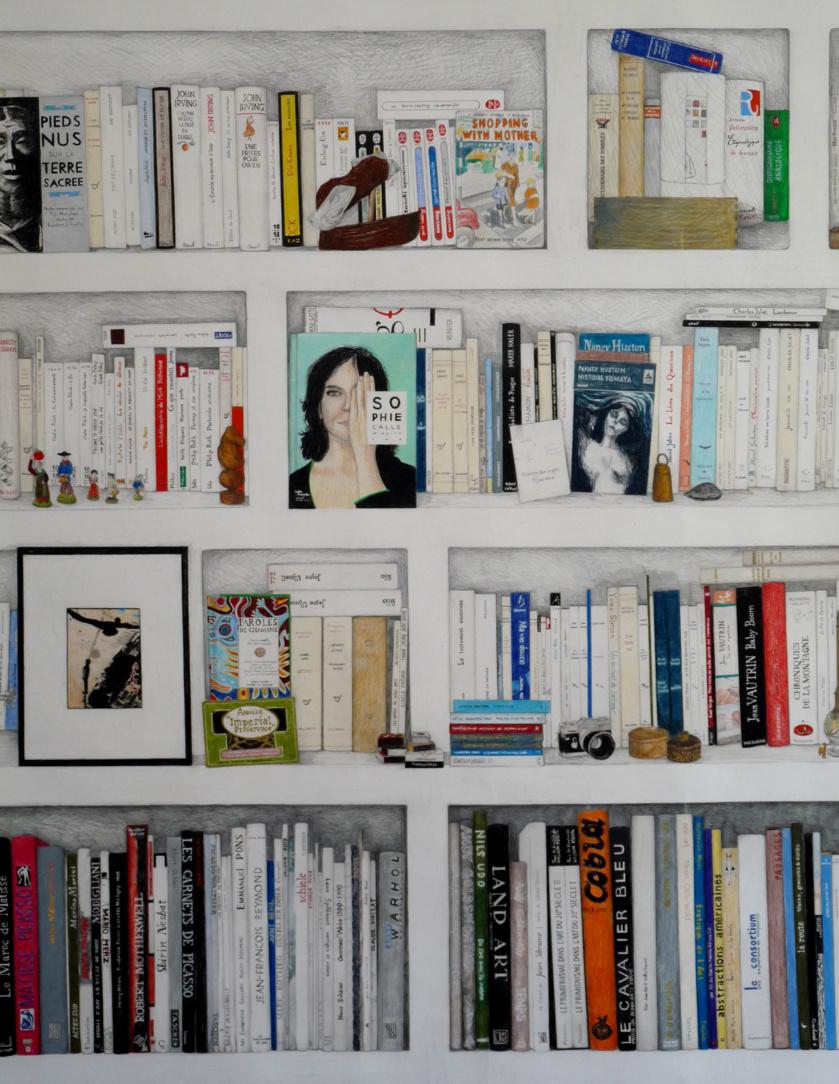 Exposition Sylvie Sauvageon – Présent de vérité générale