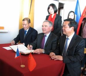 La Chine à l'honneur, un jumelage entre Annecy-le-Vieux et Yangshuo qui ouvre bien des perspectives
