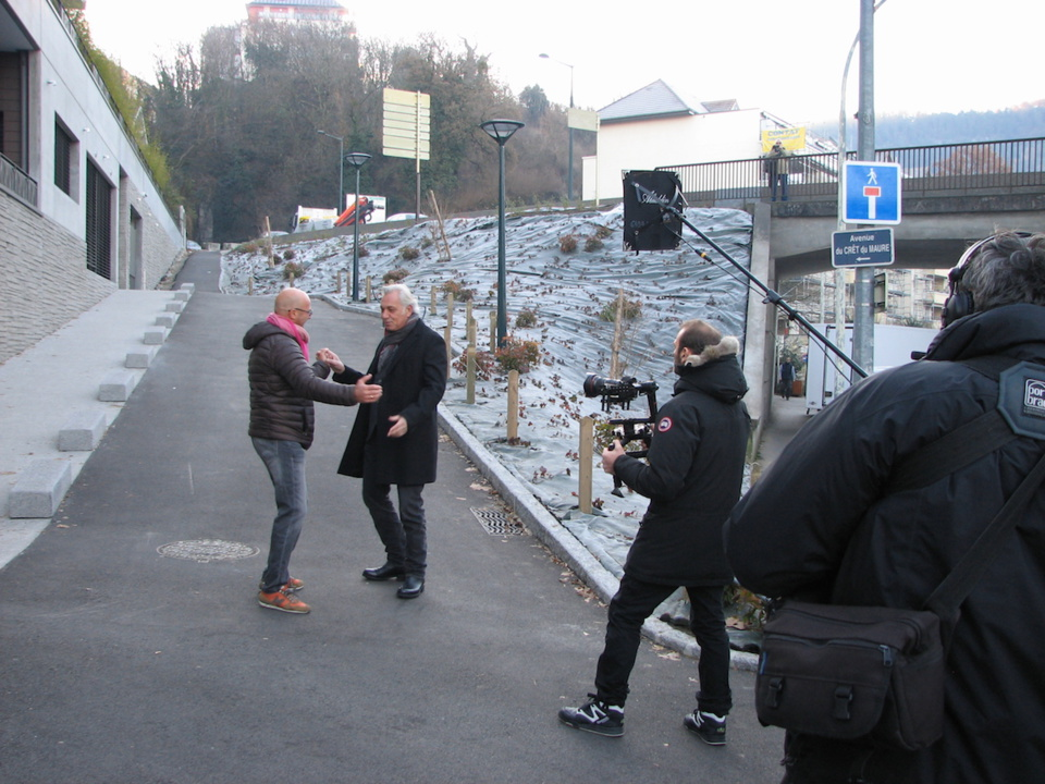 tournage de lmission maison france 5 annecy paul rassat