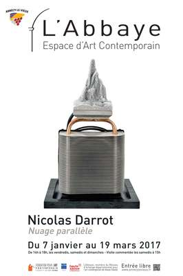 Rencontre avec Nicolas Darrot