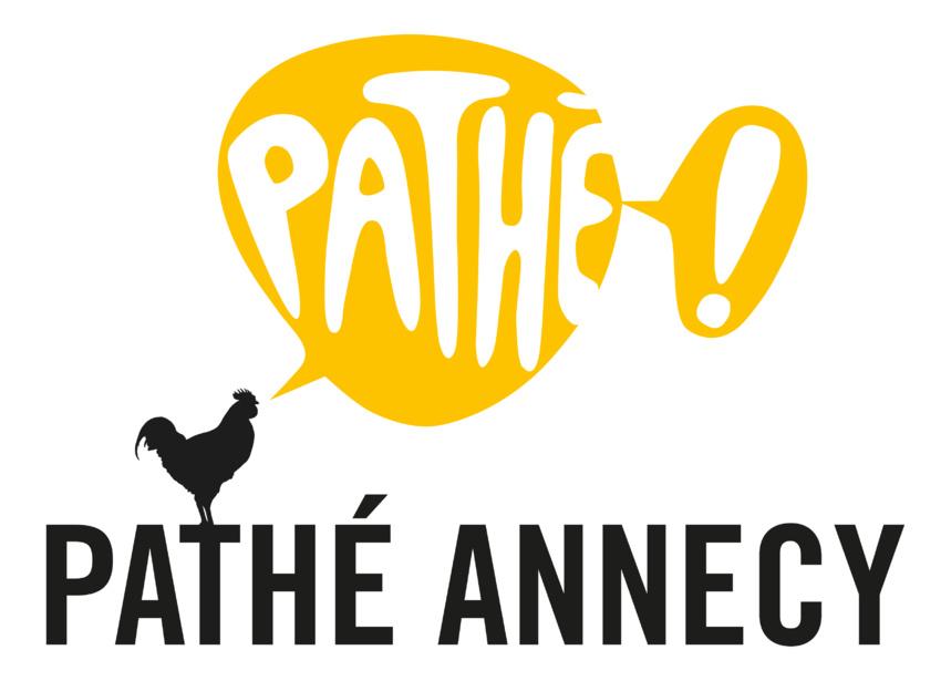 Logo Pathé Annecy