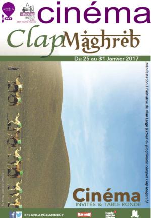 CLAP Maghreb du 25 au 31 janvier 2017
