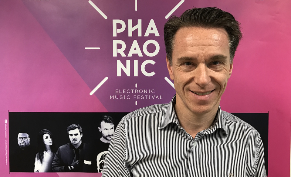 Benoît Rastier, Directeur de l'agence événementielle Poisson d'Avril