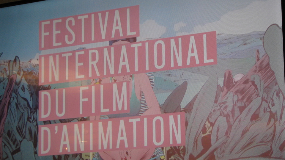 Festival international du film d'animation 2017 ©Paul Rassat