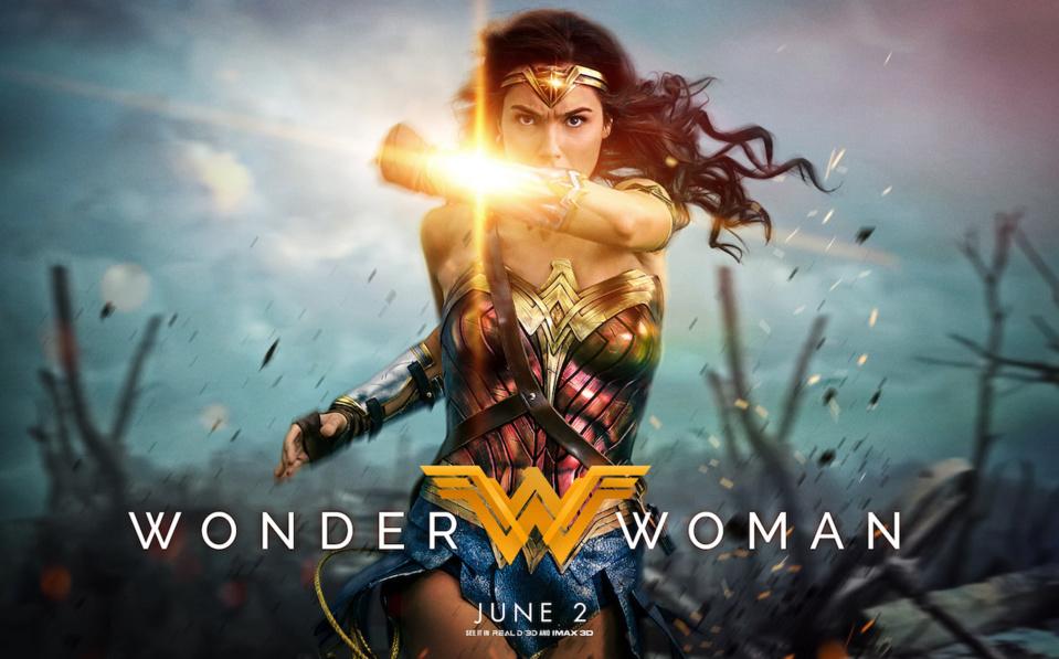 Avant-première du film Wonder Woman