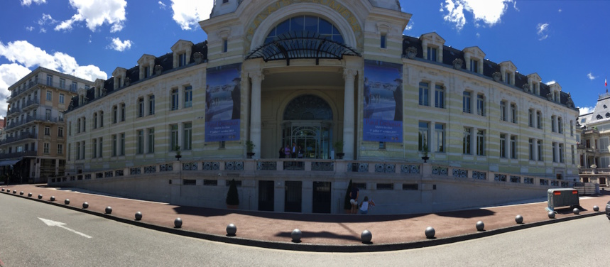 Exposition Paul Delvaux - Palais Lumière d'Evian © Damien Tiberio