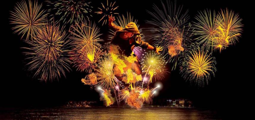 Fête du Lac 2017 « La danse du feu » : Annecy et son lac vont s'embraser !