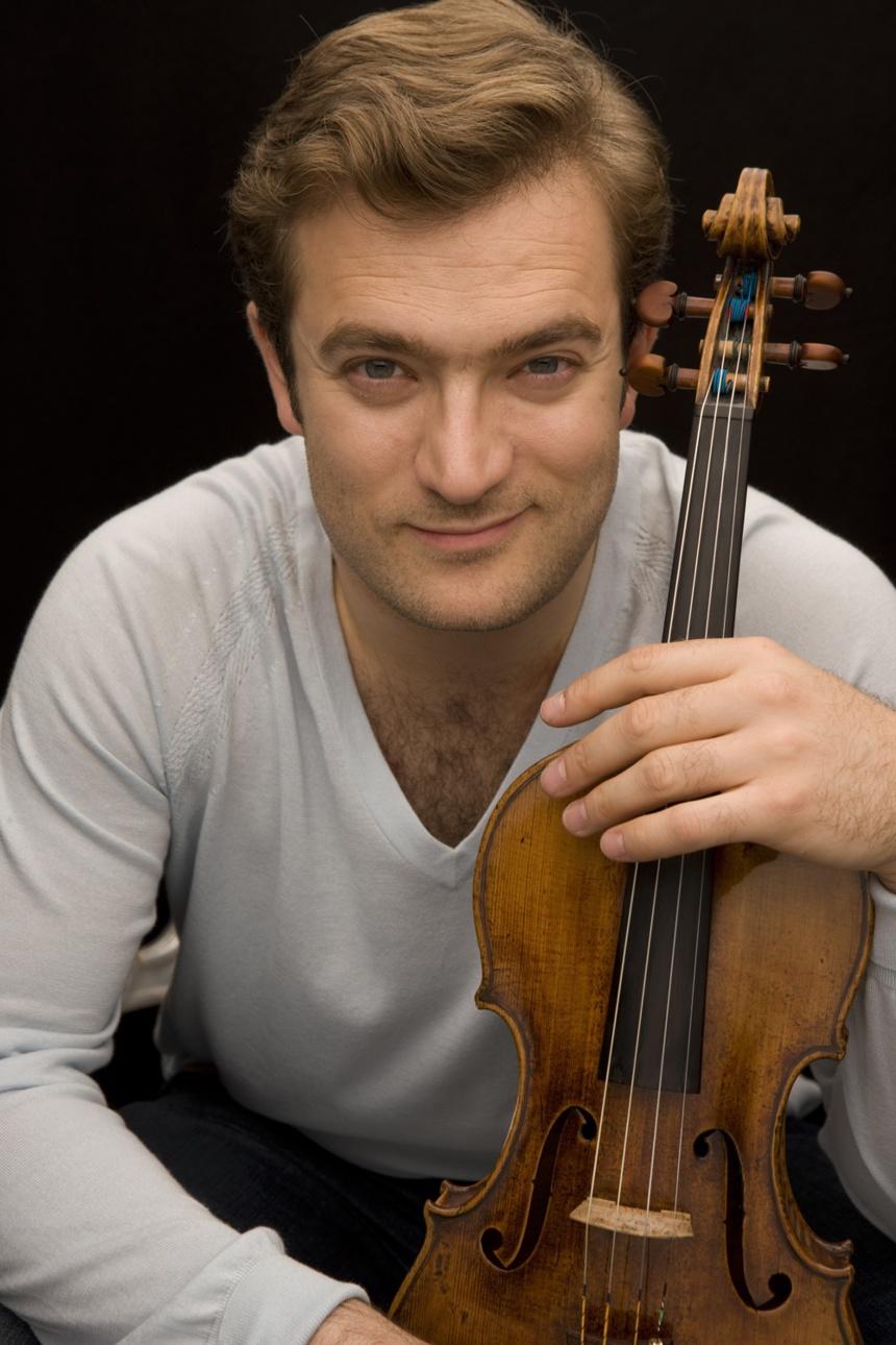 Renaud Capuçon. Photo F. Darmigny