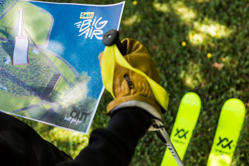 Sosh Big Air Festival - Crédit photo Like That