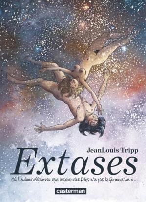 """Extases"" de Jean-Louis Tripp"