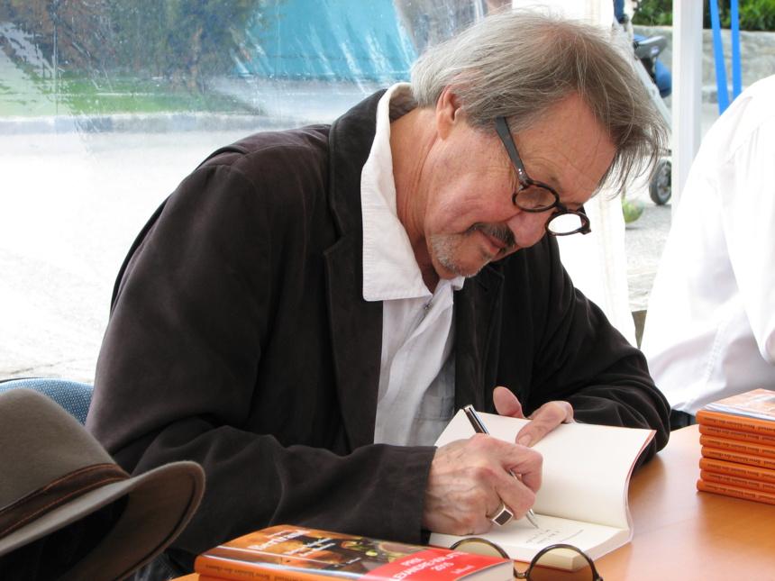 Jacques A. Bertrand à la Fête du Livre de Talloires