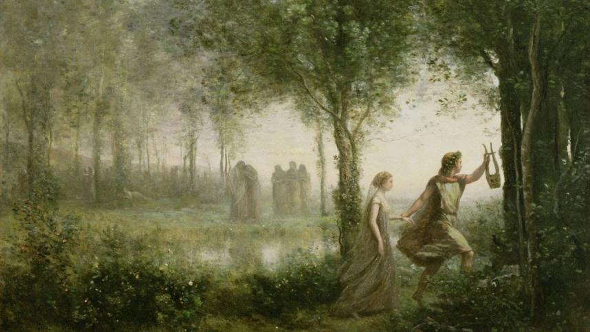 L'orphée de Corot, une clé de Festen