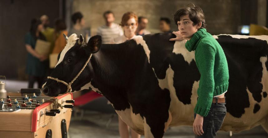 Gaston Lagaffe - Film 2018 vu en avant-première au Pathé Annecy