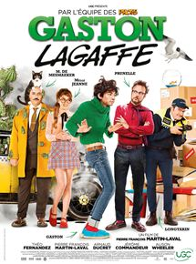 Gaston Lagaffe - Film 2018