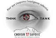 L'œil, symbole du laboratoire d'idées - Choisir Savoie