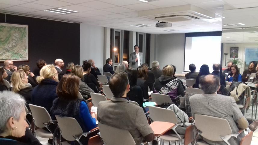 Conference Coworking et télétravail - 22 février 2018 - Choisir Savoie