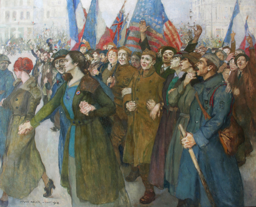 Chambarlhac Musée Remiremont rectif Armistice cl. I. Kozak ©ADAGP
