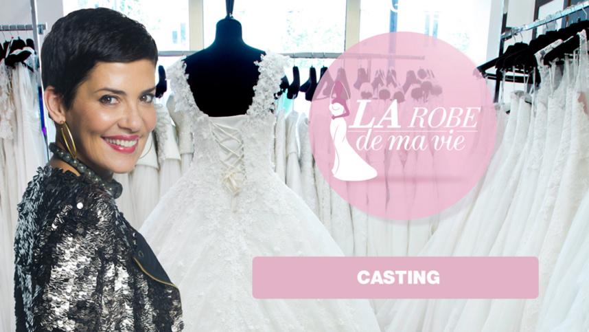 """""""La robe de ma vie"""" - Casting"""
