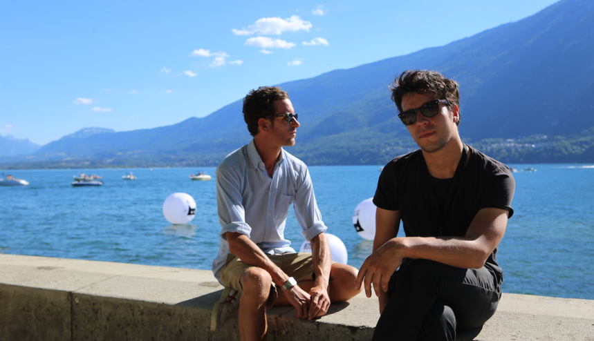 Interview de AeroBrasil - Festival Musilac 2017 ©Damien Tiberio