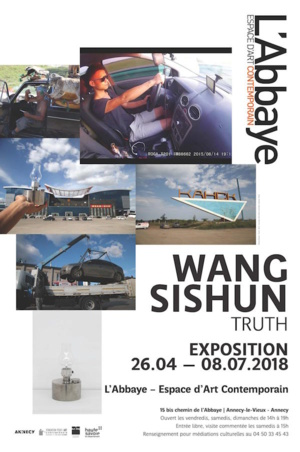 "Exposition ""Truth"" de Wang Sishun"