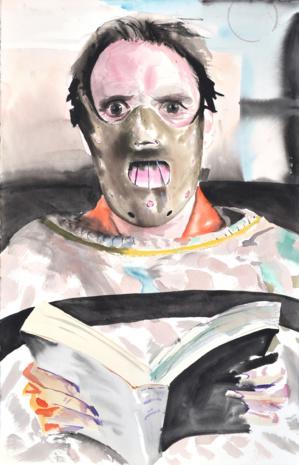 Hannibal Lecter / Lecteur ?
