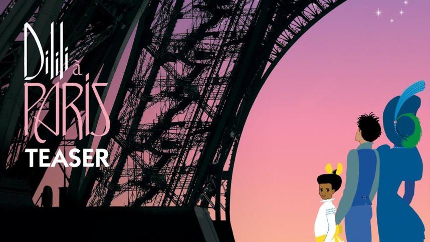 « Dilili à Paris » de Michel Ocelot dans les yeux et les cœurs du public