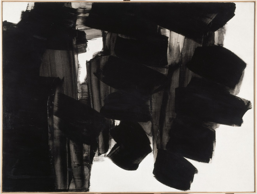 Huile sur toile ©Centre Pompidou, Philippe MIGEAT