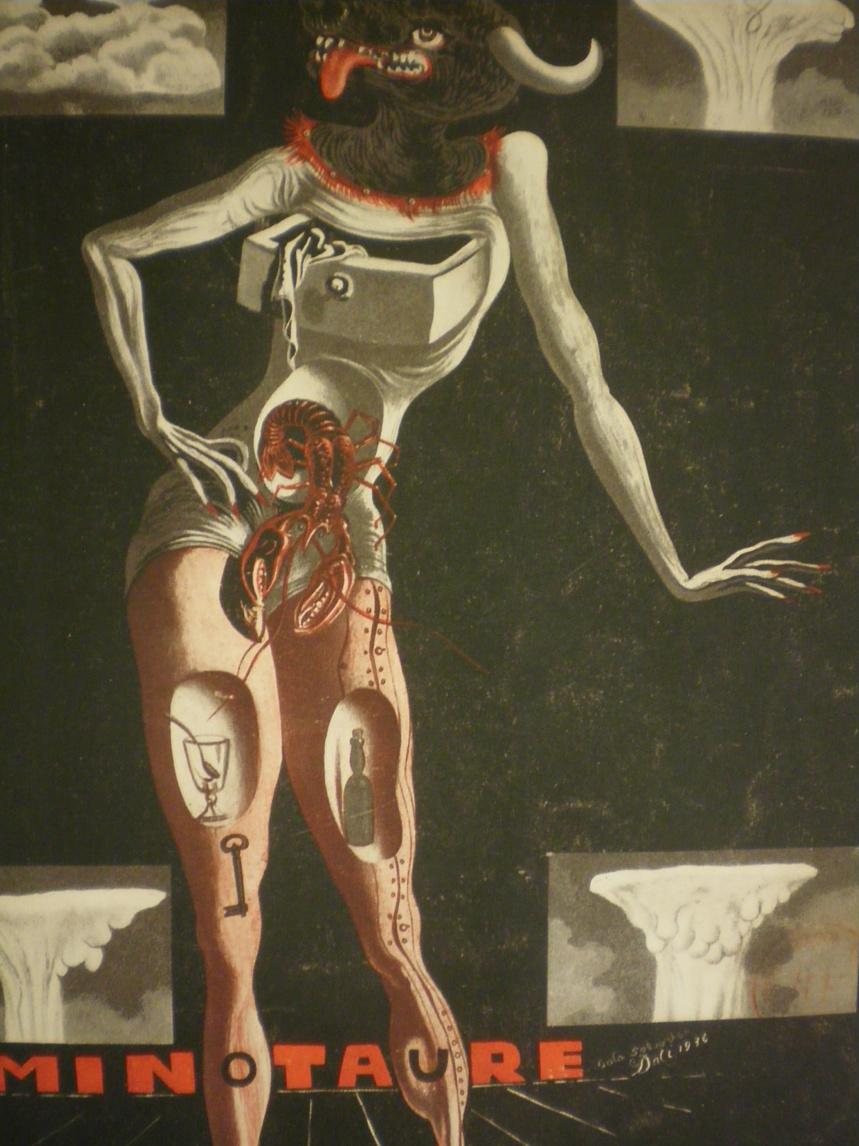 Oeuvre de Dali