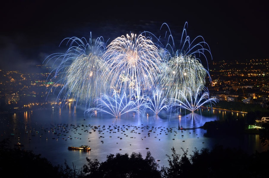 Fête du lac Annecy 2018 @Annecy