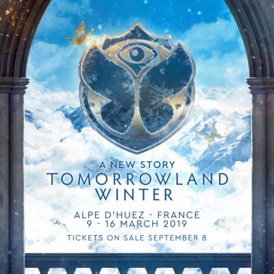 Le prochain Tomorrowland est déjà en route pour l'Alpes d'Huez !