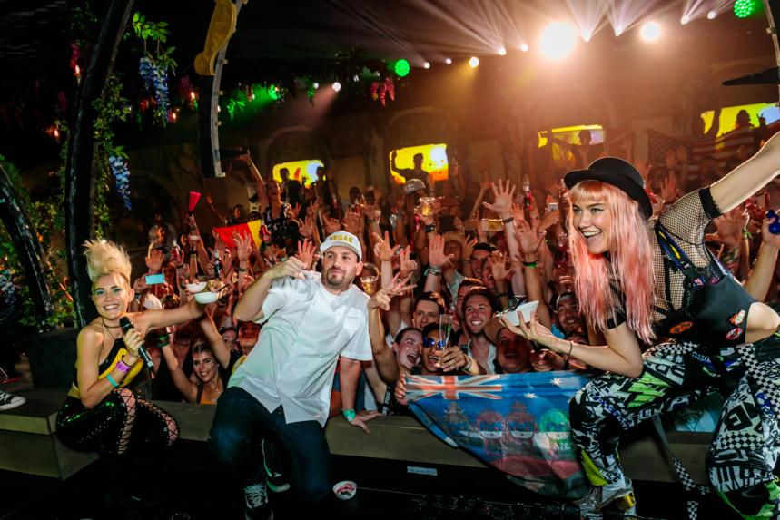 Tomorrowland, un concept musique / gastronomie unique !