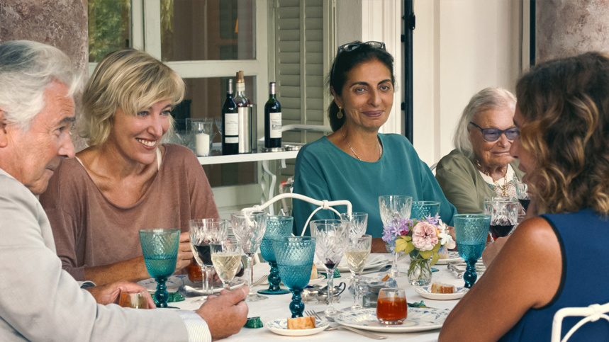 """Photo du film """"Estivants"""" de Valeria Bruni Tedeschi qui sera projeté à la soirée de clôture"""