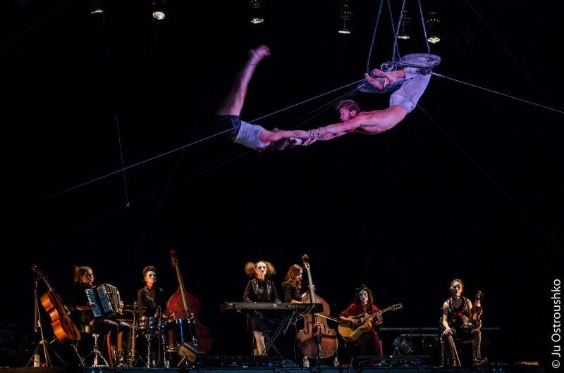 TERABAK DE KYIV, Un spectacle qui fait se lever le public ©Ju Ostroushko