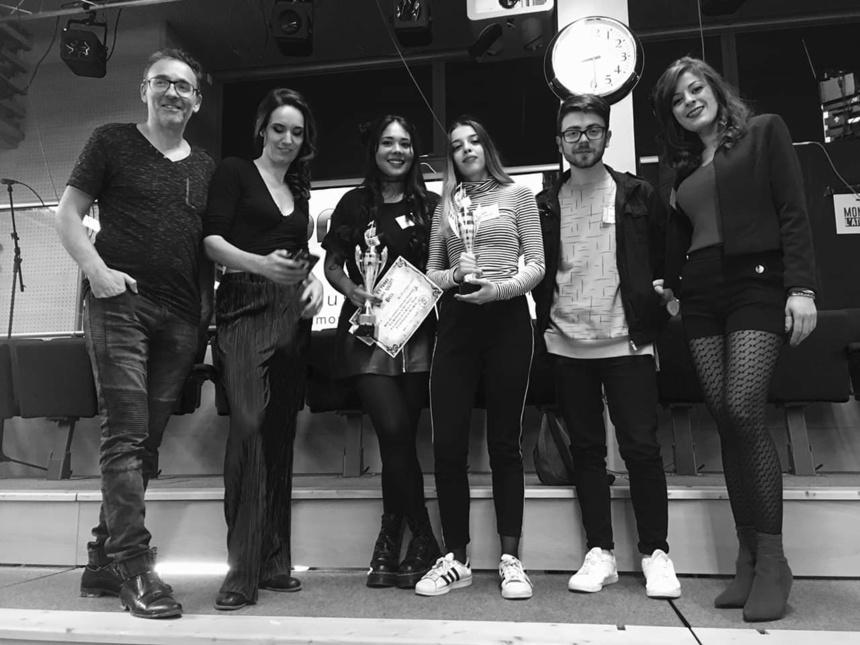 Le jury et les finalistes Monkey Tunes Talent 2018