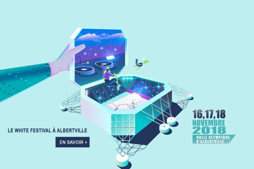 White Festival Albertville 16/17/18 novembre 2018