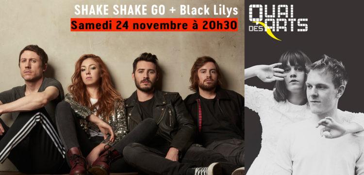 """Interview de """"Shake Shake Go"""", en concert très bientôt en Haute-Savoie"""
