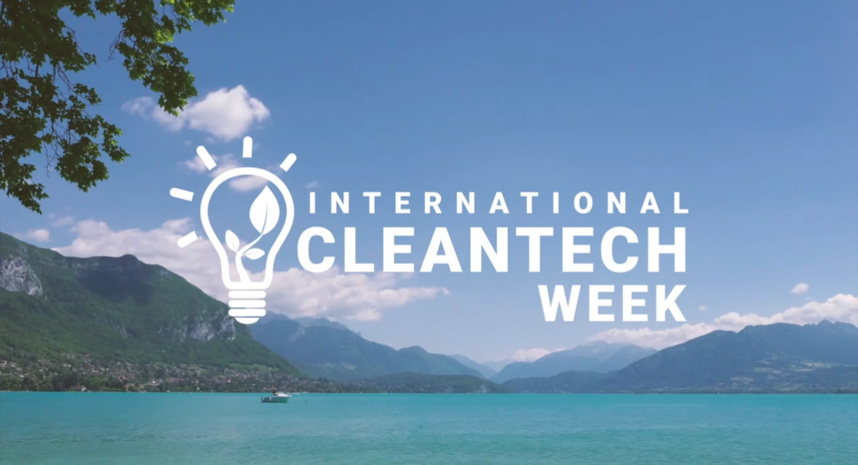 International CleanTech Week Annecy 19/22 juin 2019