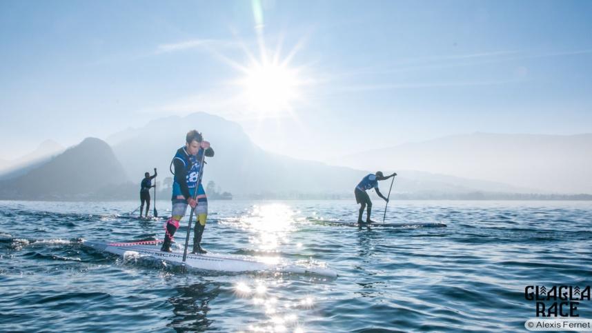 Gla Gla Race : du paddle et de quoi ramer sans chômer ! ©Alexis Fernet