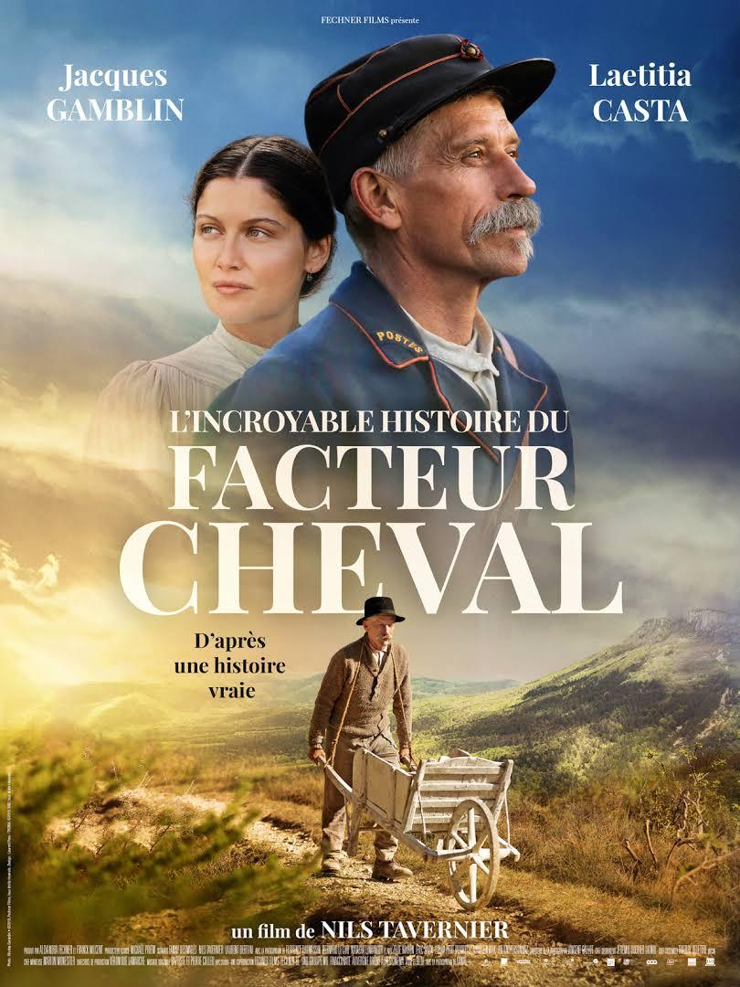 """""""L'incroyable histoire du facteur Cheval"""", de Nils Tavernier"""