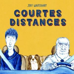 « Courtes distances » de Joff Winterhart aux éditions Çà et Là