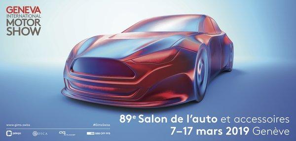 89e Salon de l'automobile 2019 Genève