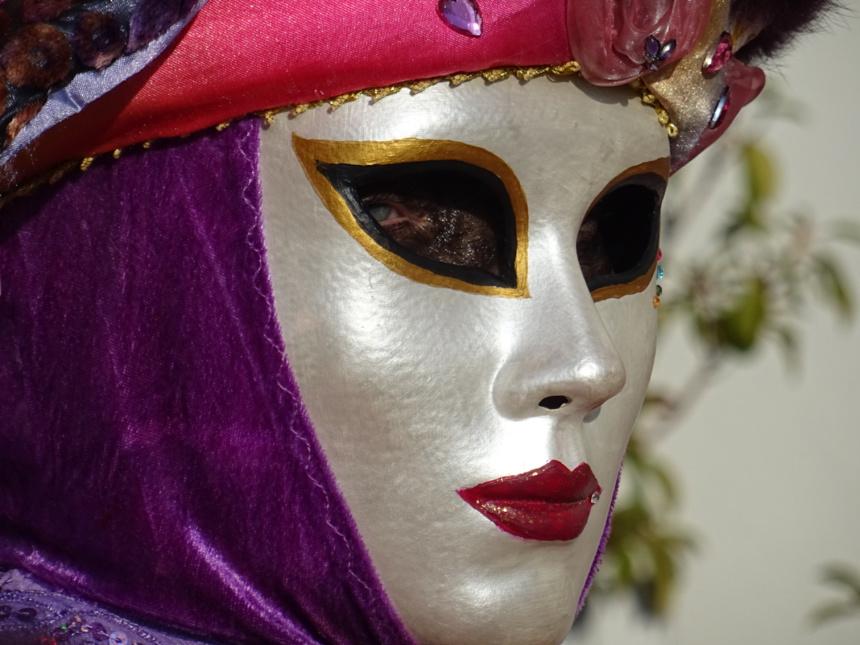 Carnaval Vénitien de la Venise des Alpes ©Paul Rassat